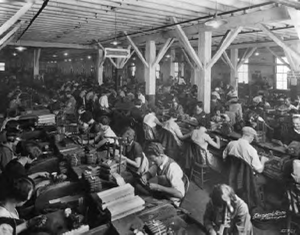 an overview of the impact of the industrial revolution on labor post civil war in the united states Before the civil war antebellum period summary: to manufacturing as the industrial revolution meant that the united states now stretched.