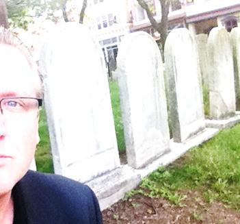 dead man blogging