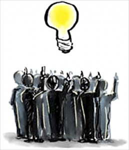 Enterprise Crowdsourcing blasts off as social media growth