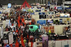 stand out at a trade show