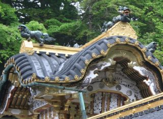 Japan Nikko shrine