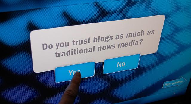 blogger law