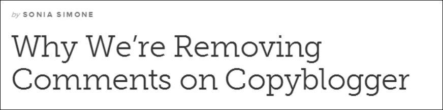 copyblogger comments