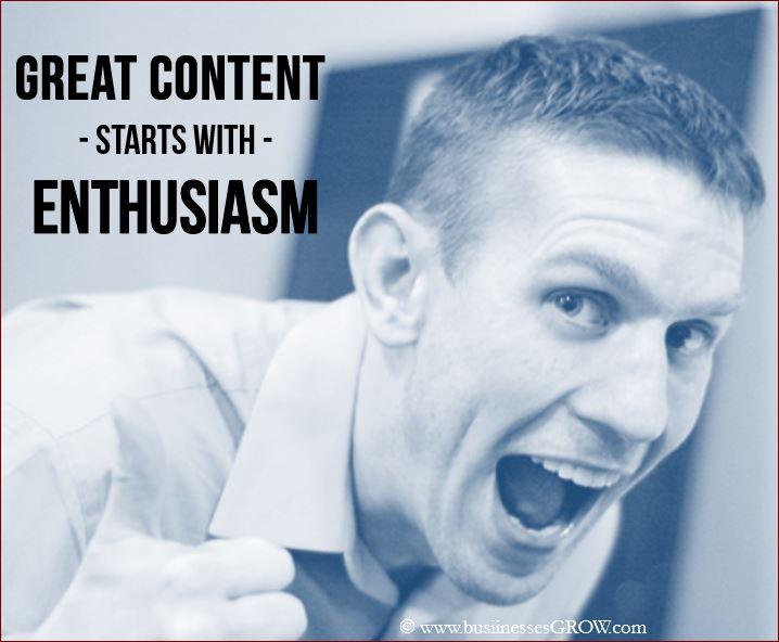 content marketing evangelists
