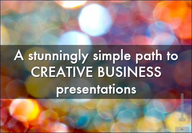 creative business presentations