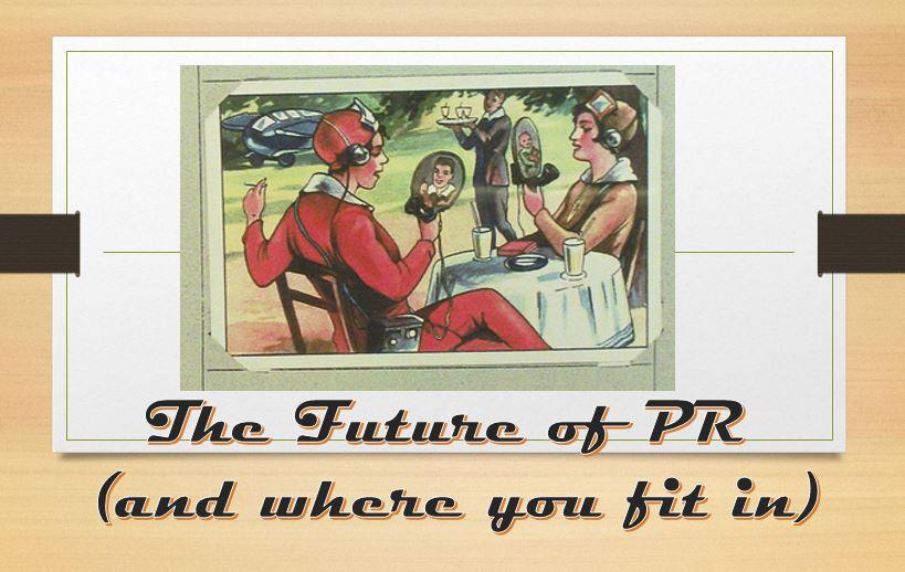 future of public relations