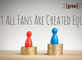 Not All Fans Are Created Equal