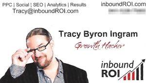 Growth Hacker Tracy Ingram