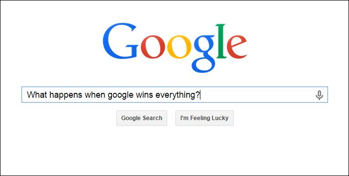 ignore google