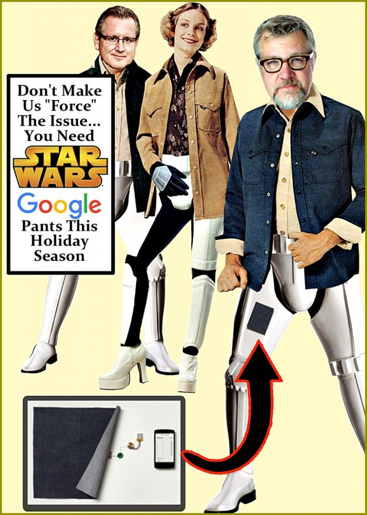 Star Wars GooglePants