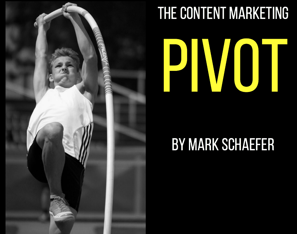 content marketing pivot