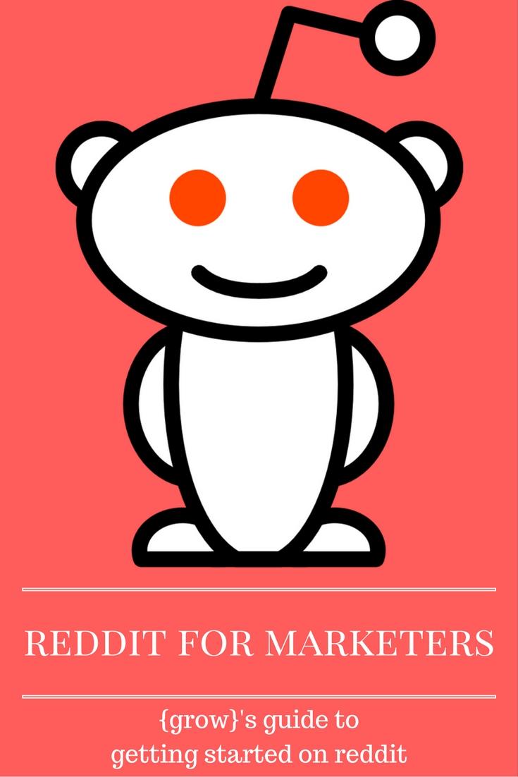reddit for marketers