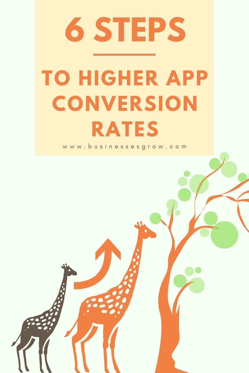 app conversion rate