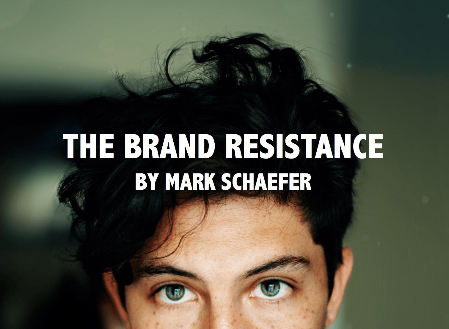 brand resistance