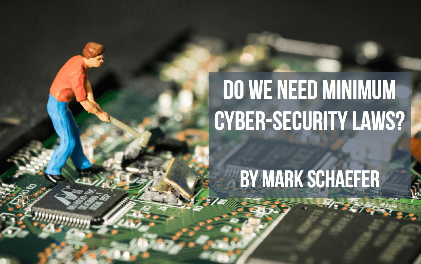 cyber security regulation
