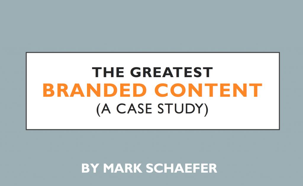 branded content case study
