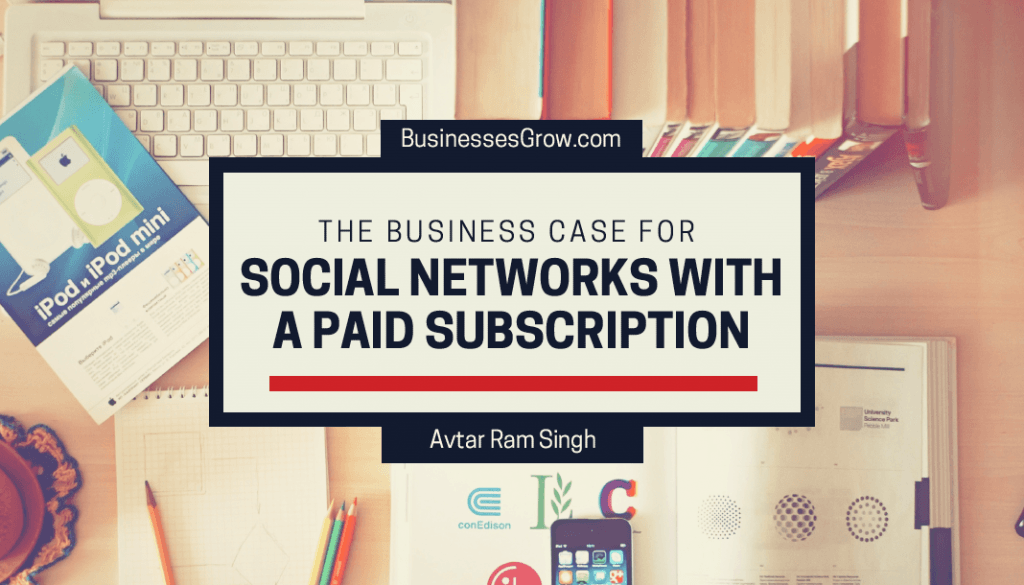 Social Network Subscriptions