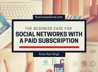 Business Case for Social Network Subscription