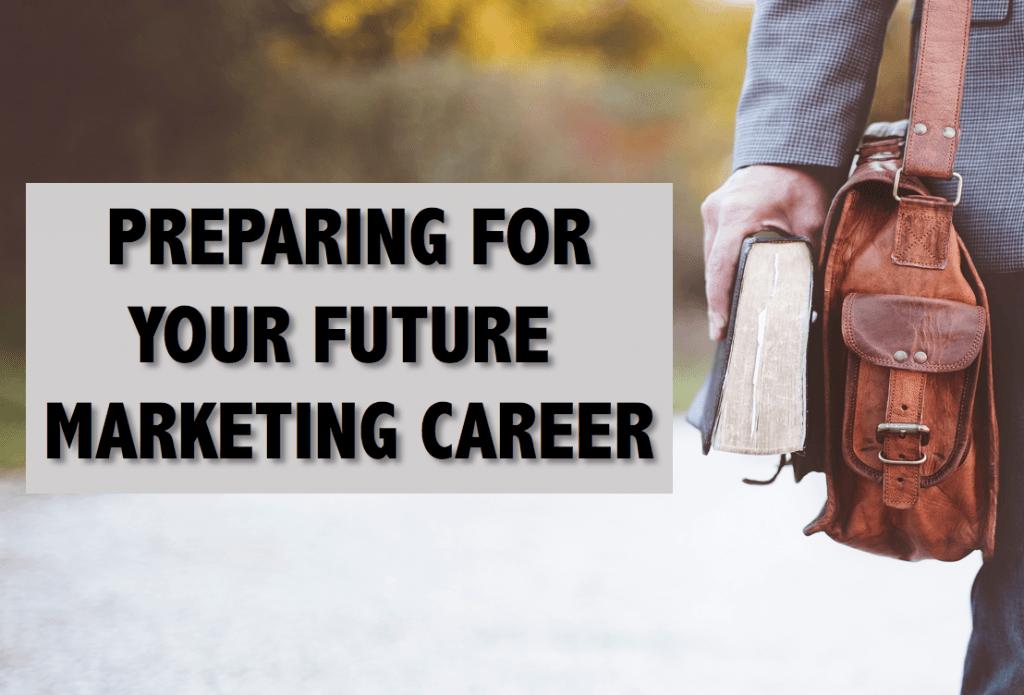marketing career