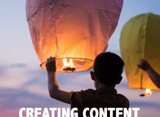 Creating Content as an Act of Service