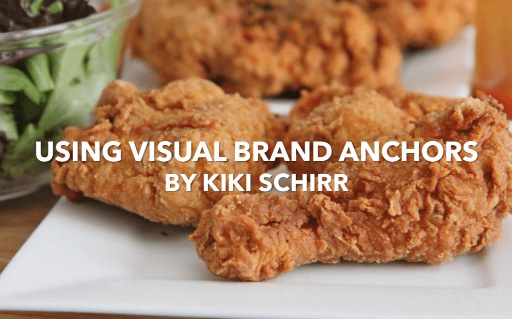 visual brand anchors