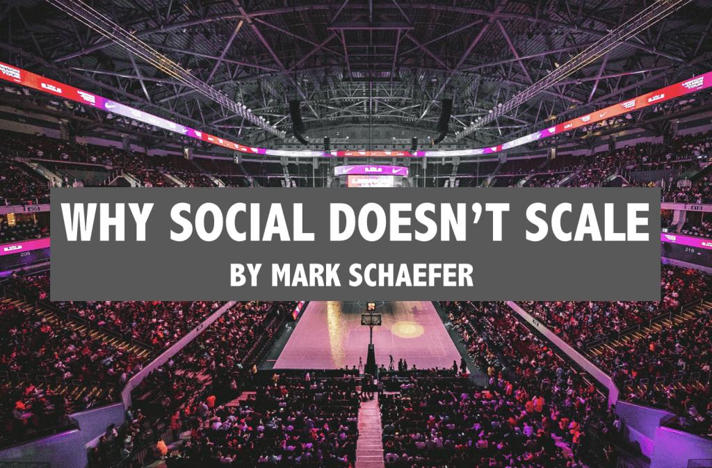 scaling social media