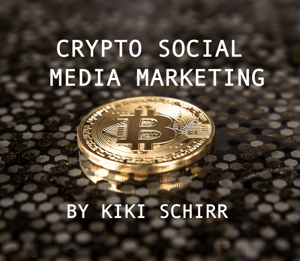 crypto social media marketing