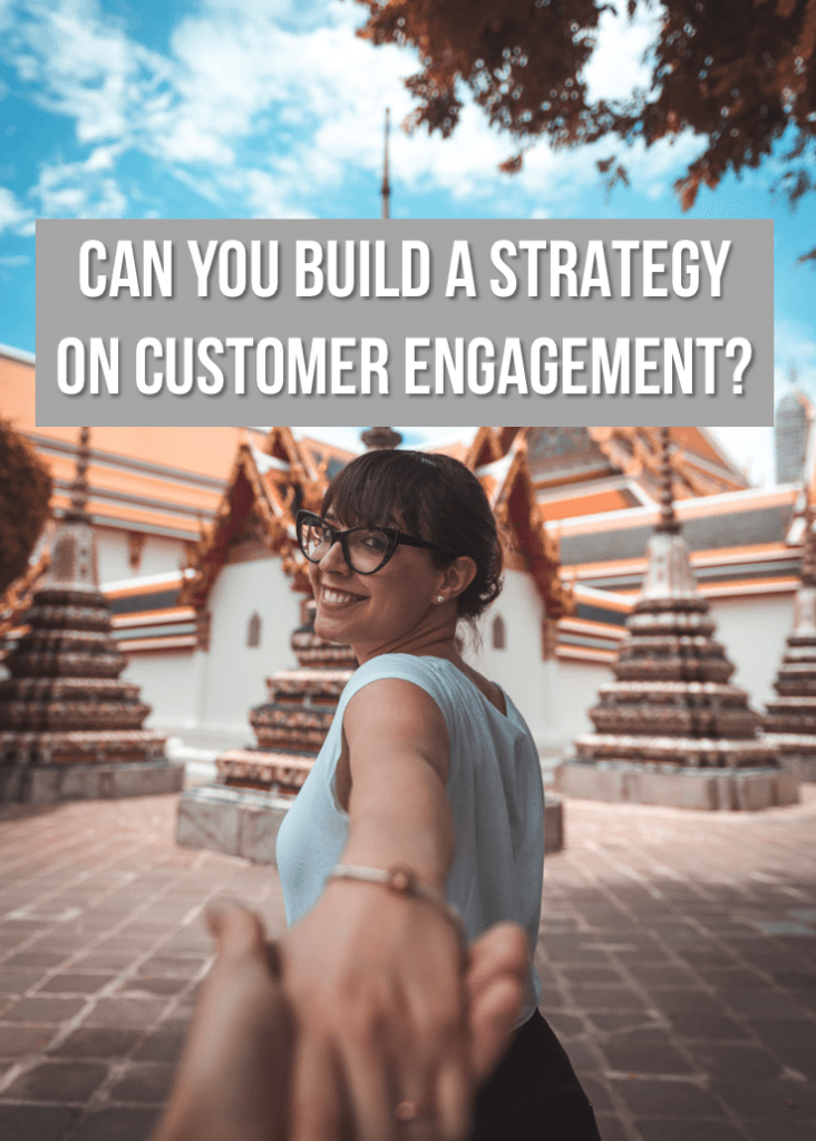 engage with your brand