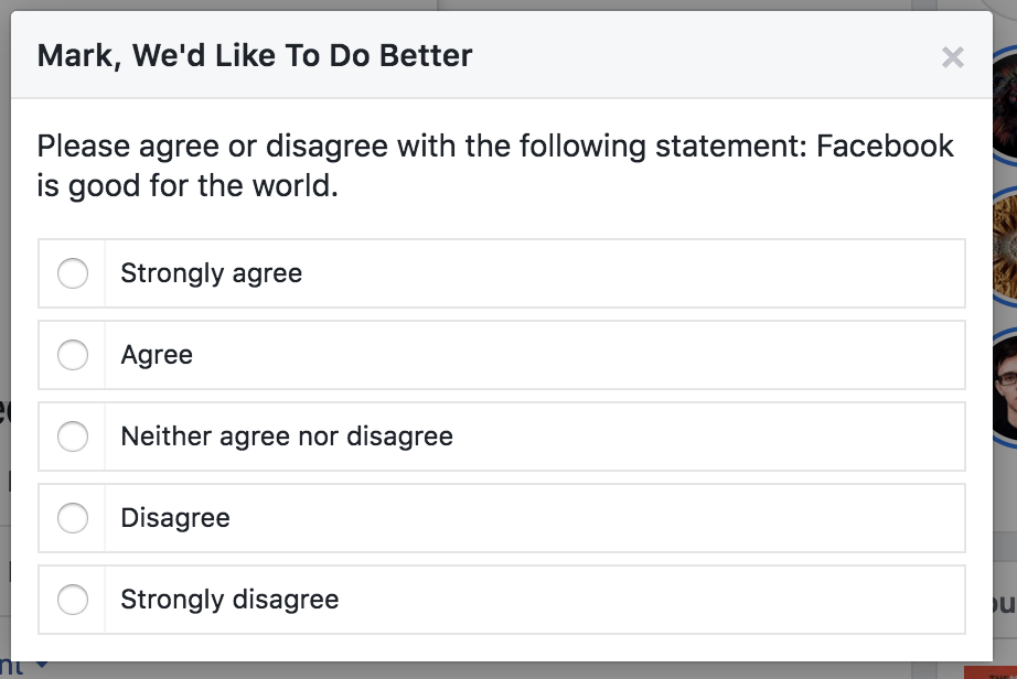 is facebook good for the world