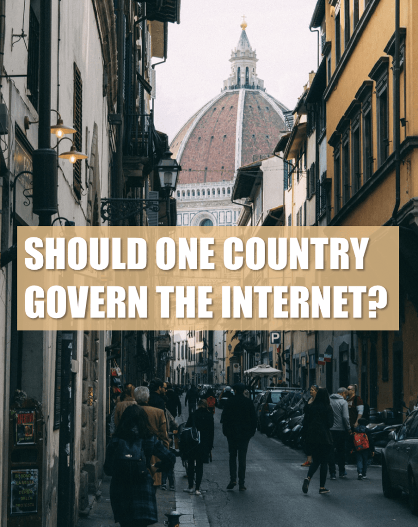 govern the internet