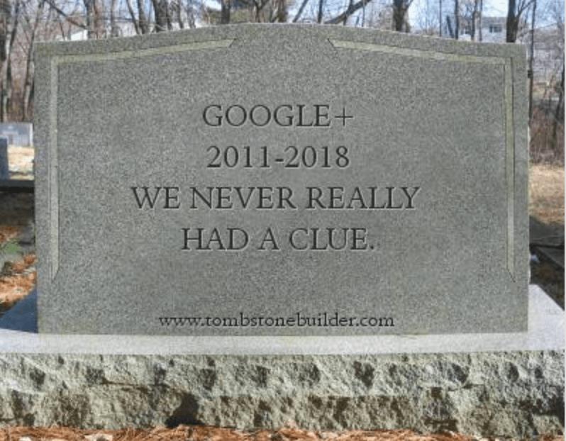 google failure
