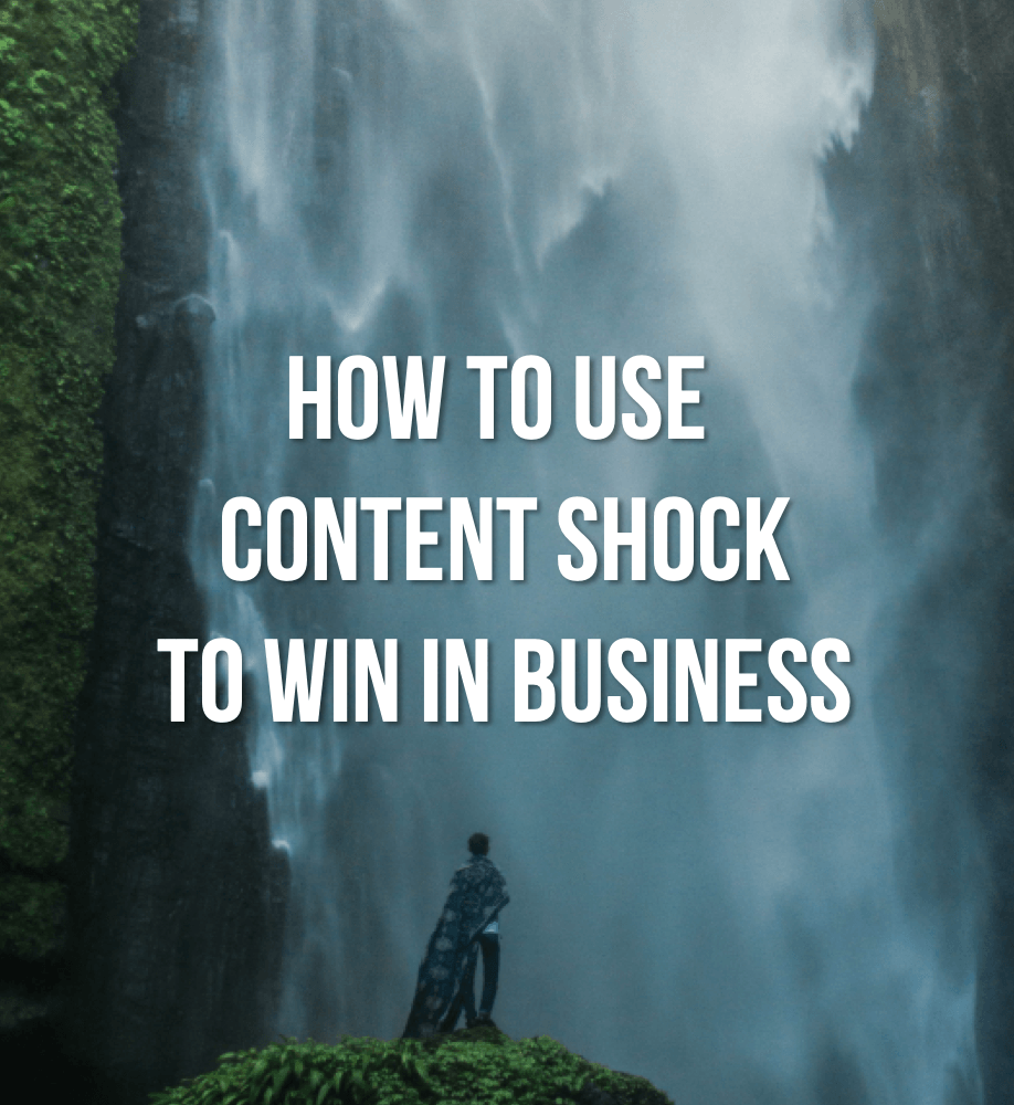 how to use content shock