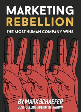 Marketing Rebellion - The path-finding book to business success in a world of hyper-empowered consumers.