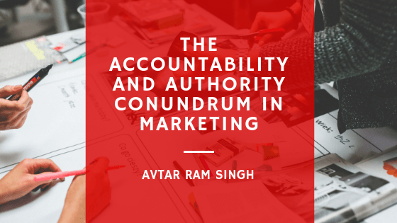 marketing accountability