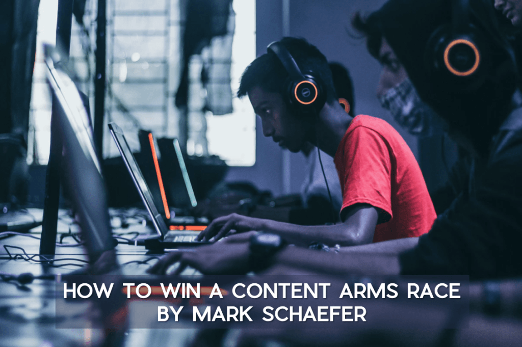 content arms race