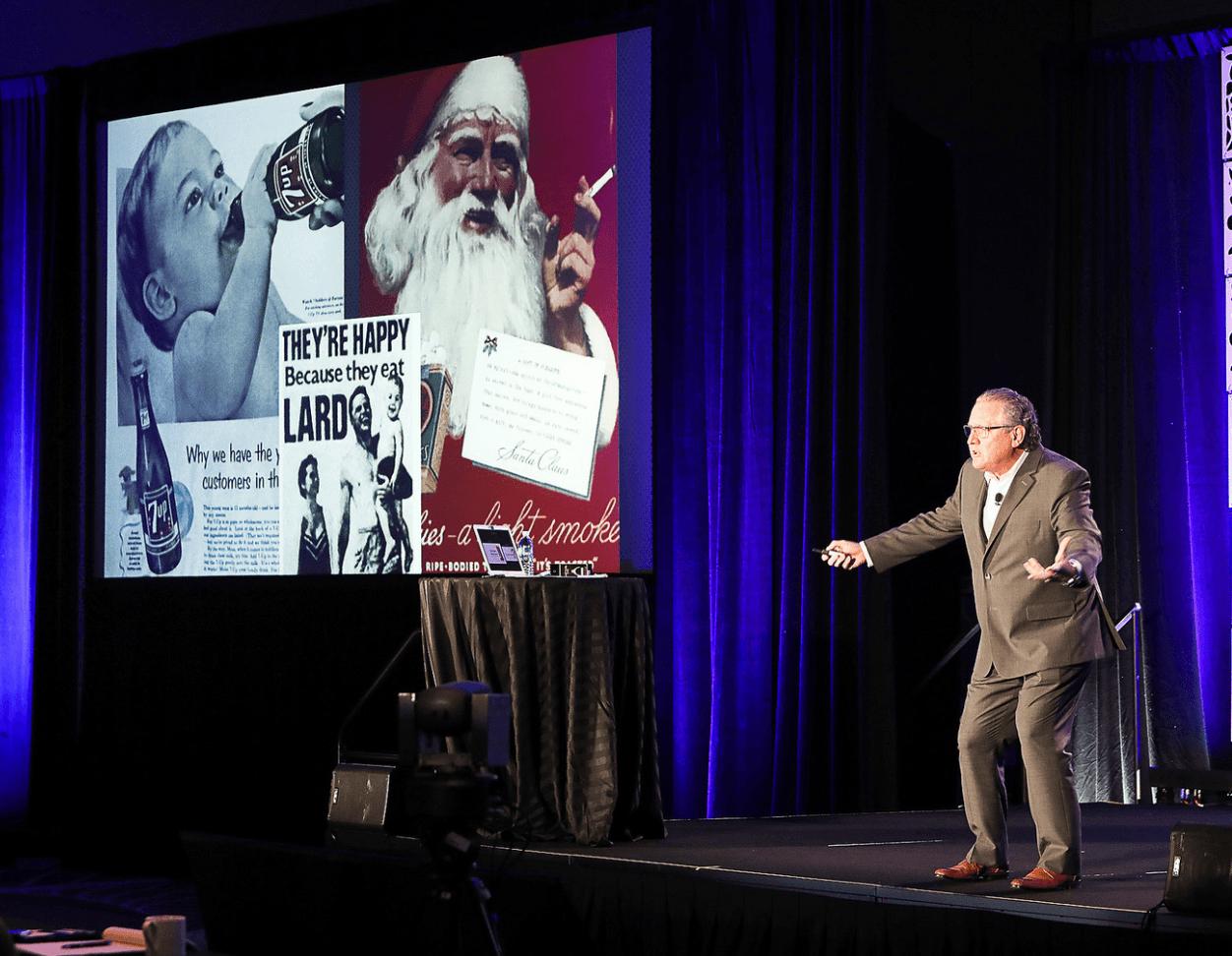 keynote speaker reel