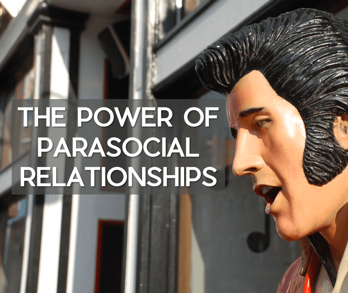 Image result for parasocial relationships