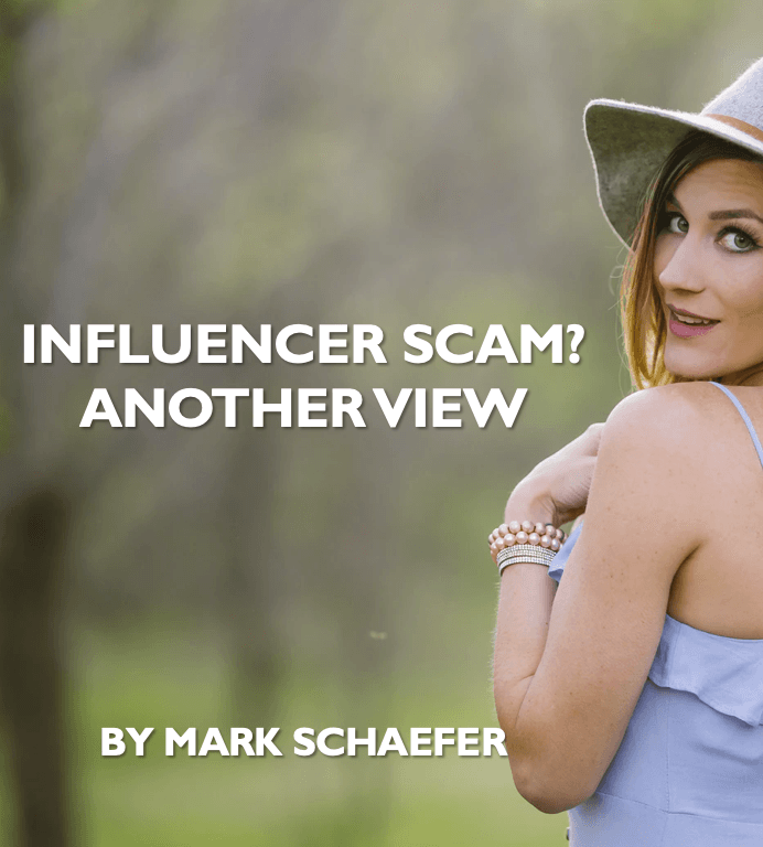 influencer scam