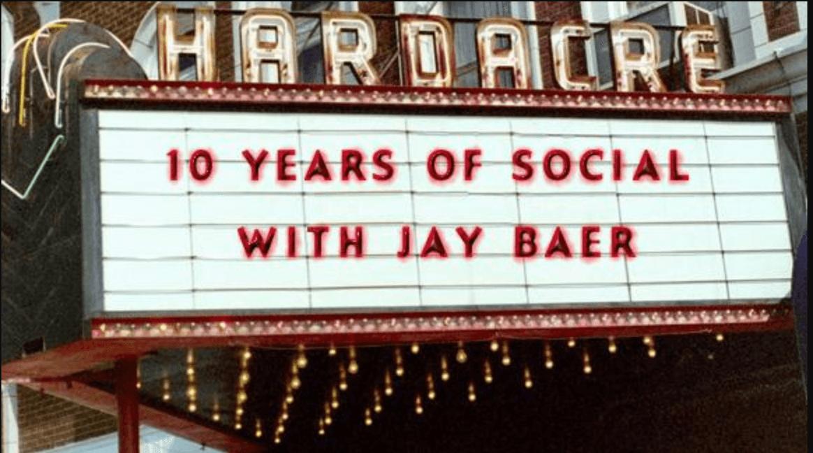decade of social media