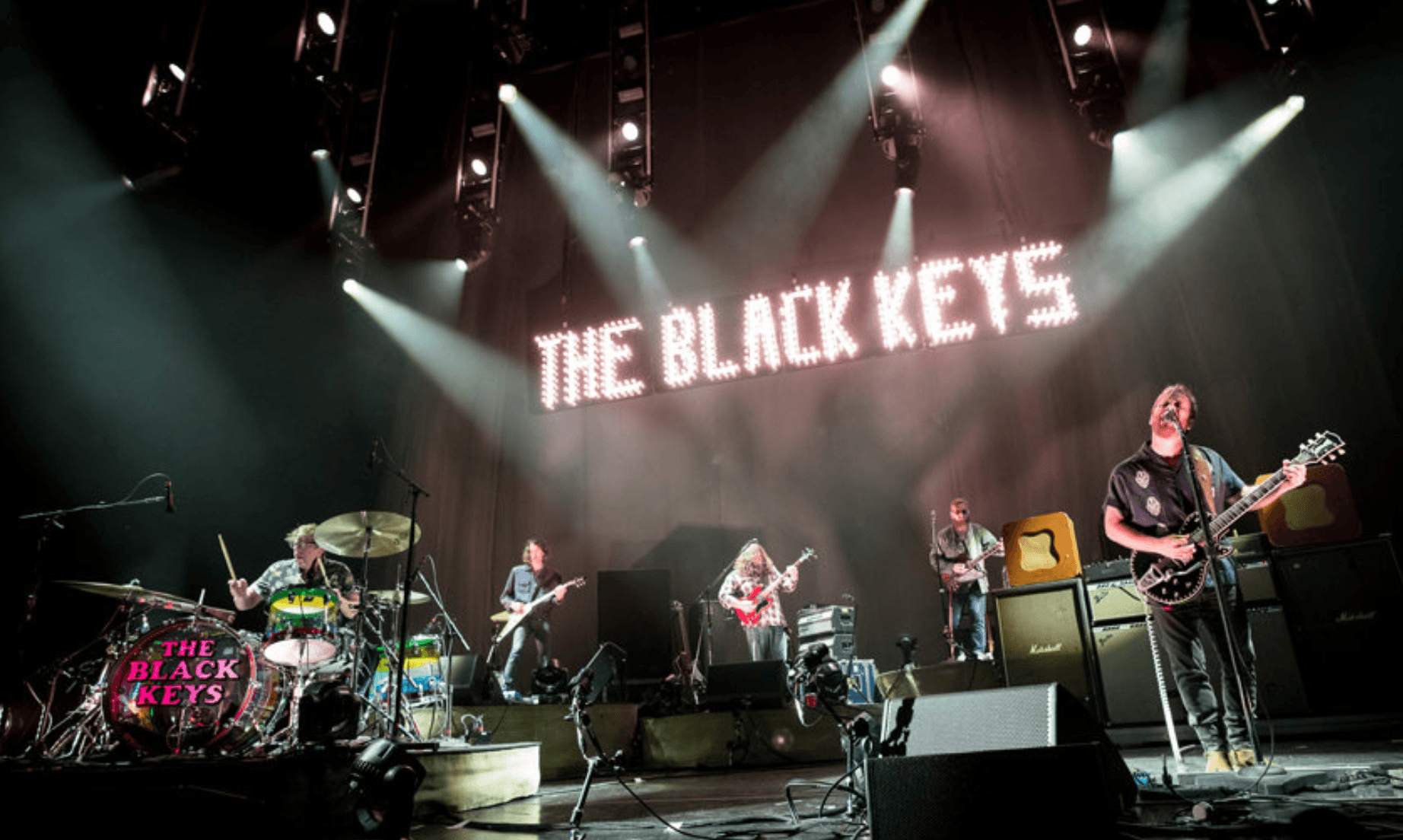 monetizing a personal brand black keys