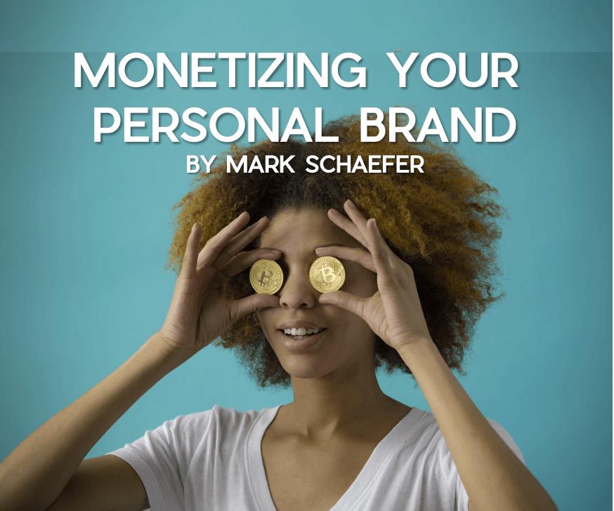 monetizing a personal brand
