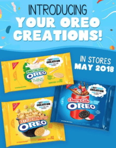 context marketing oreo