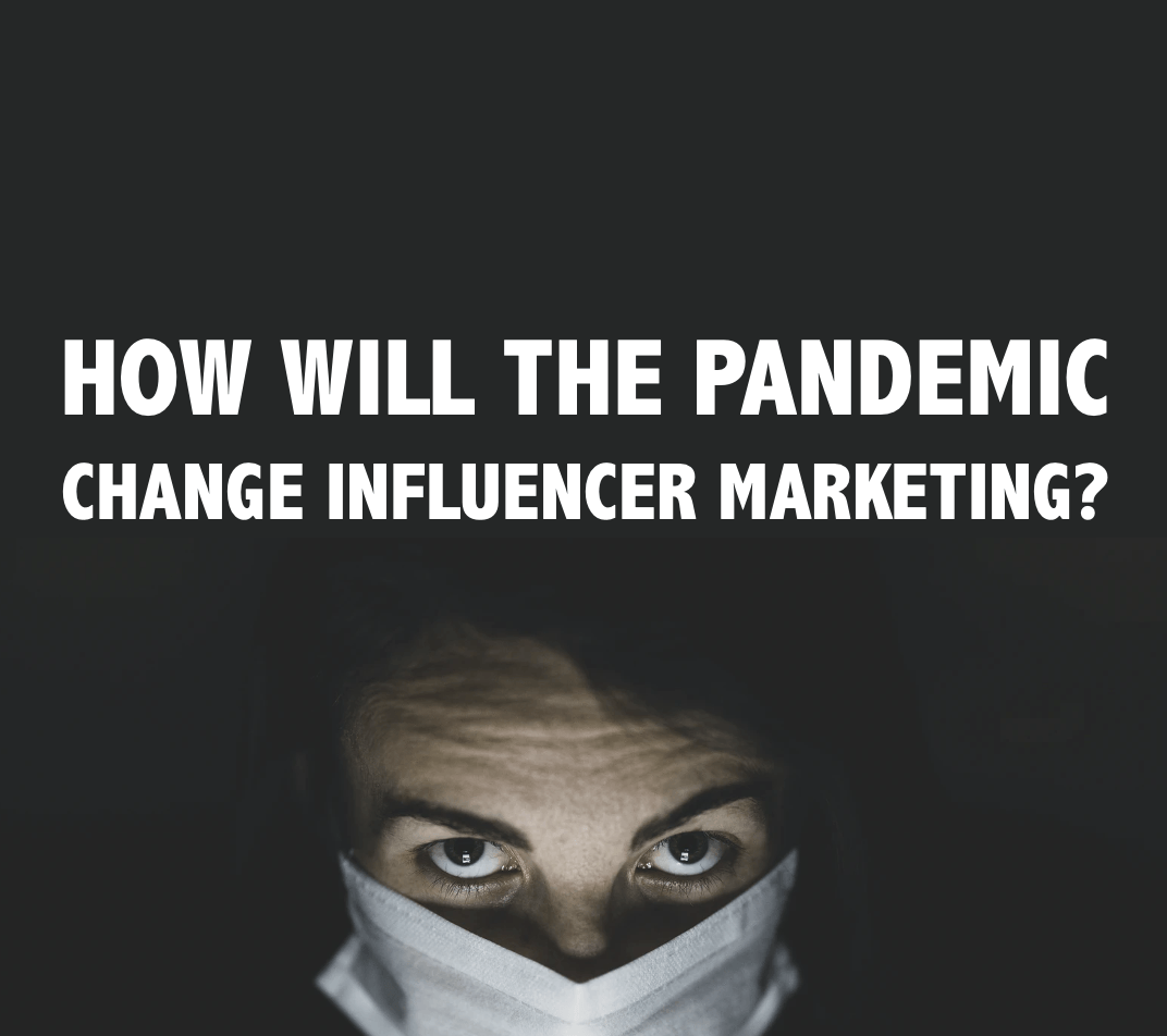 change influencer marketing