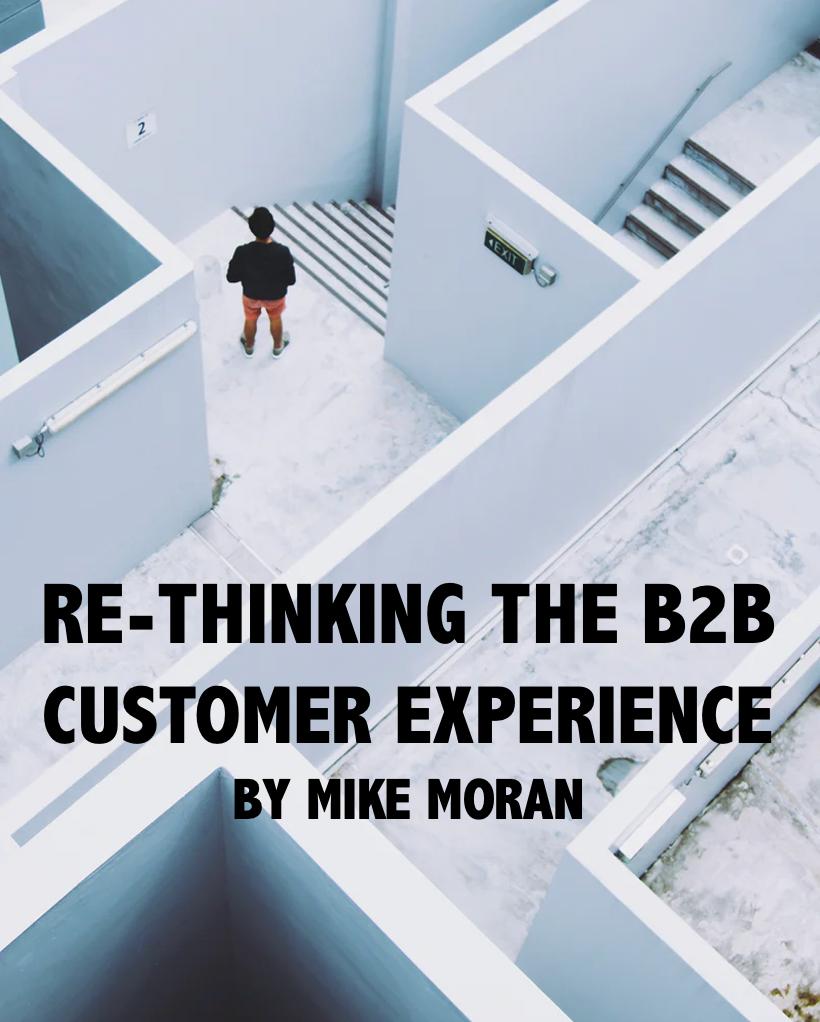 B2B customer experience