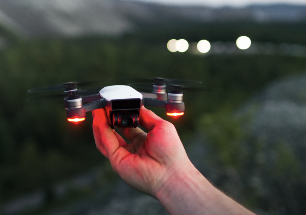 in-home drones