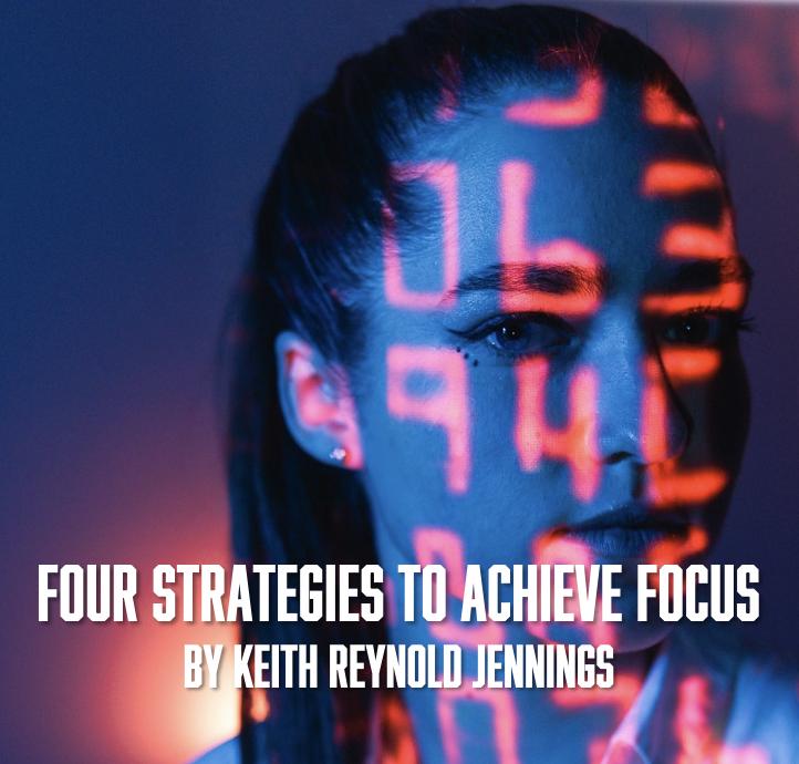 achieve focus