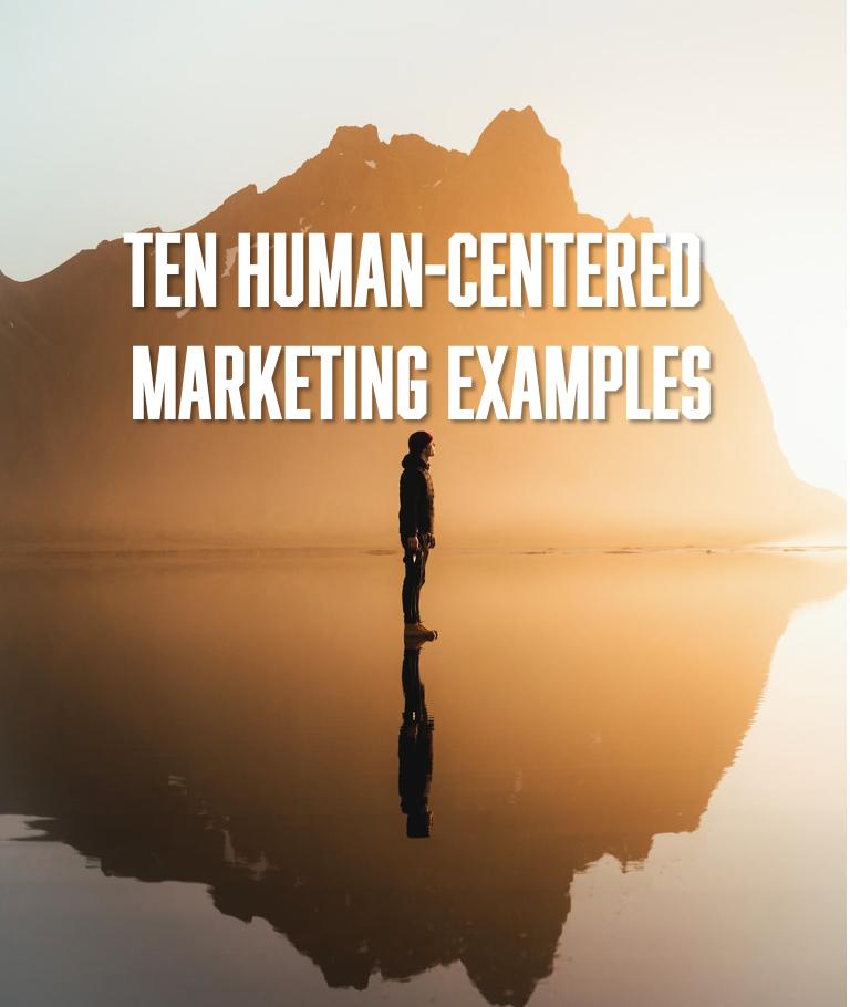 human-centered marketing