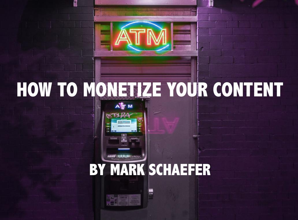 monetize your content
